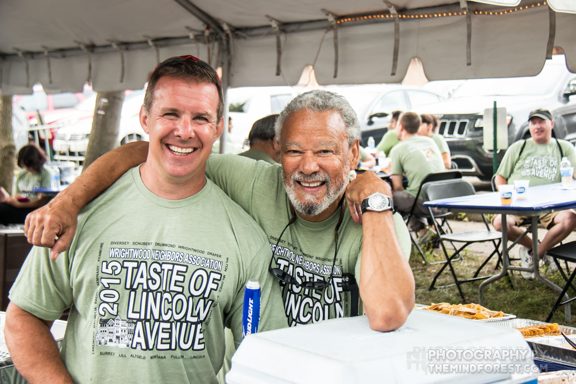 I want to volunteer at Taste Of Lincoln Avenue Chicago!